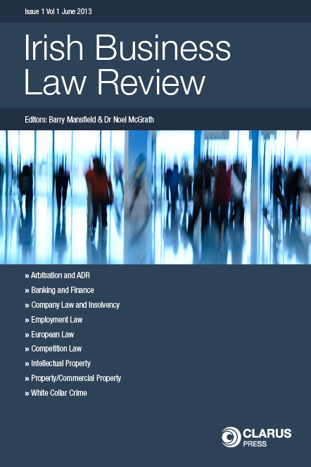 Irish-Business-Law-Review